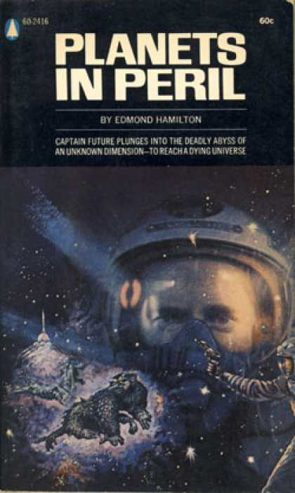 Popular Library - Planets In Peril - Edmond Hamilton