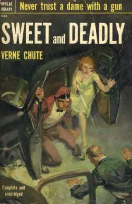 Popular Library - Sweet and Deadly