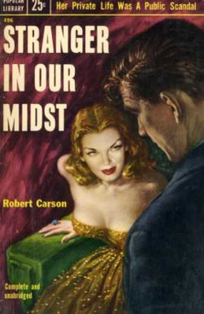 Popular Library - Stranger In Our Midst - Robert Carson