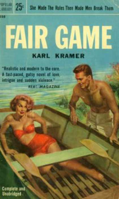 Popular Library - Fair Game - Karl Kramer