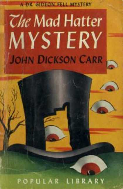 Popular Library - The mad hatter mystery - John Dickson Carr