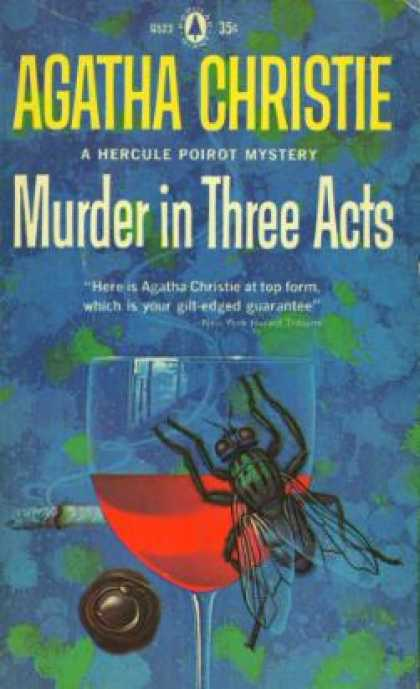 Popular Library - Murder In Three Acts