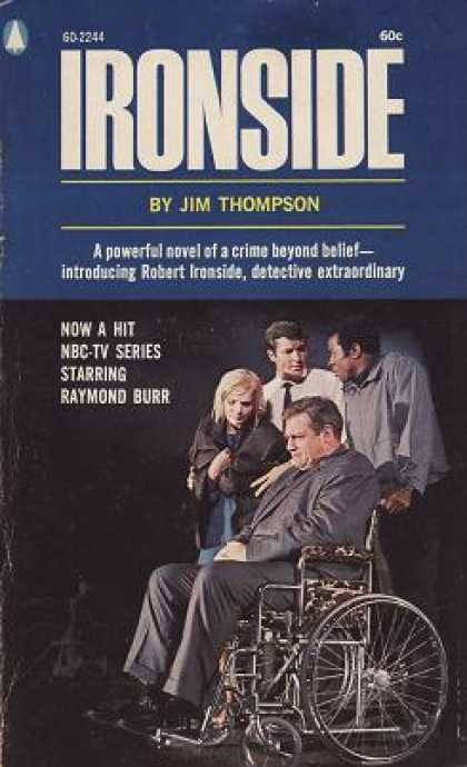 Popular Library - Ironside - Jim Thompson