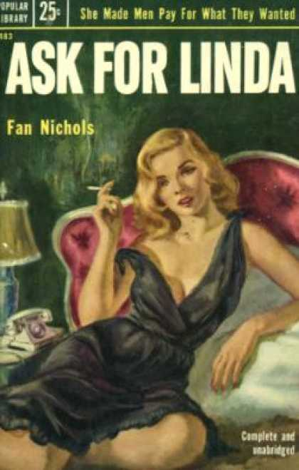 Popular Library - Ask for Linda - Fan Nichols