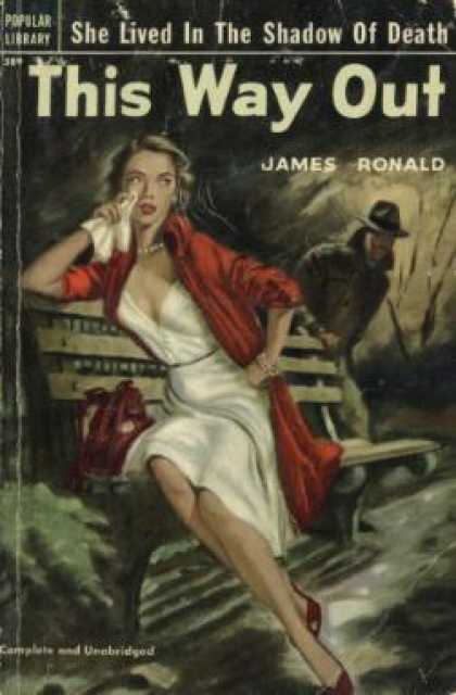 Popular Library - This Way Out - James Ronald