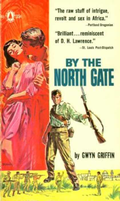Popular Library - By the North Gate - Gwyn Griffin
