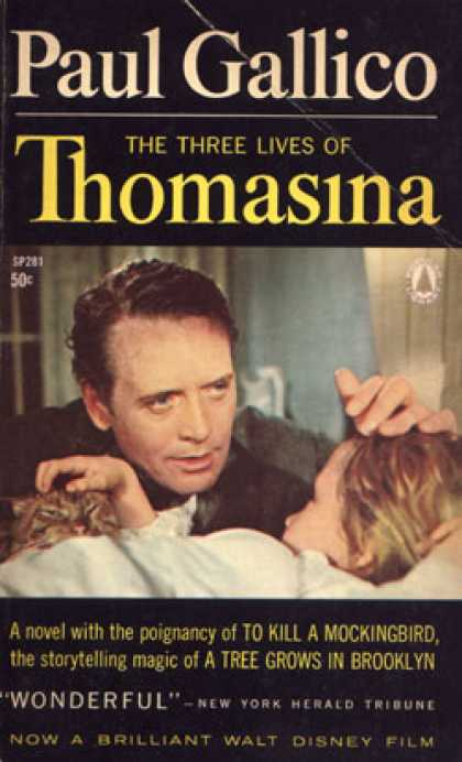 Popular Library - The Three Lives of Thomasina