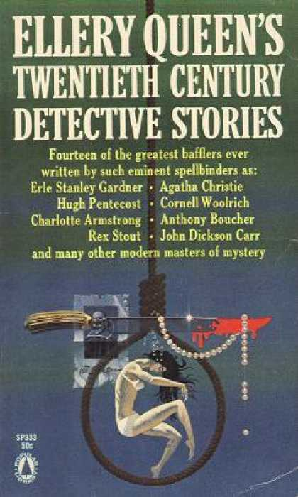 Popular Library - Ellery Queen's Twentieth Century Detective Stories