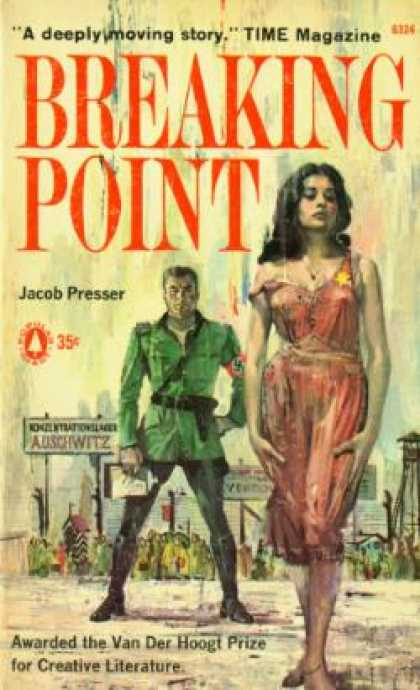 Popular Library - Breaking Point - Jacob Presser