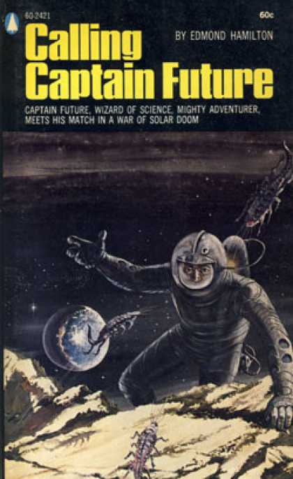 Popular Library - Calling Captain Future - Edmond Hamilton