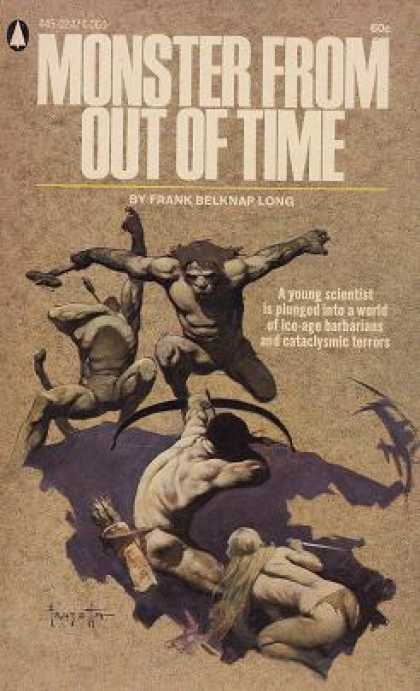 Popular Library - Monster From Out of Time - Frank Belknap Long