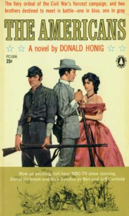 Popular Library - The Americans - Donald Honig
