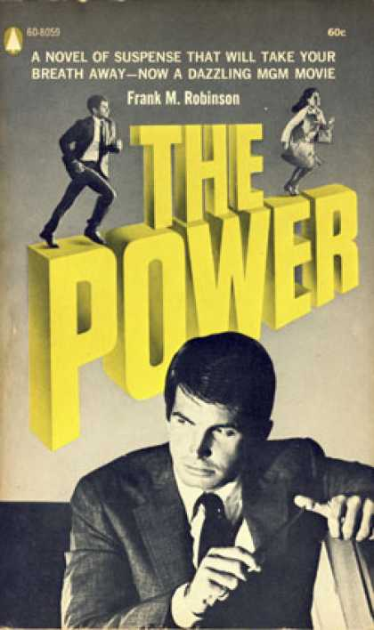 Popular Library - The Power - Frank M. Robinson