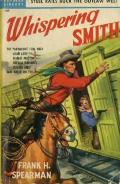 Popular Library - Whispering Smith - Frank H. Spearman