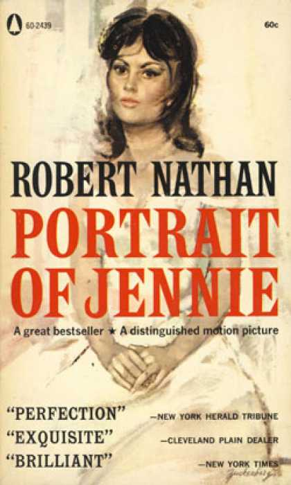 Popular Library - Portrait of Jennie - Robert Nathan