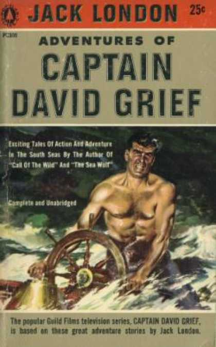 Popular Library - Adventures of Captain David Grief