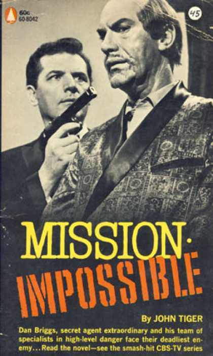 Popular Library - Mission Impossible