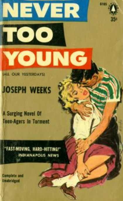 Popular Library - All Our Yesterdays - Joseph Weeks