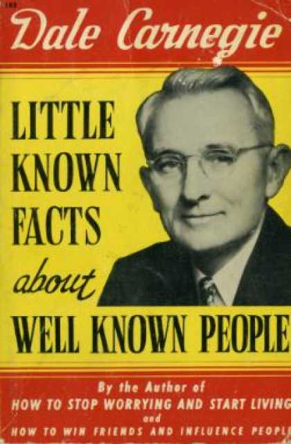Popular Library - Little Known Facts About Well Known People