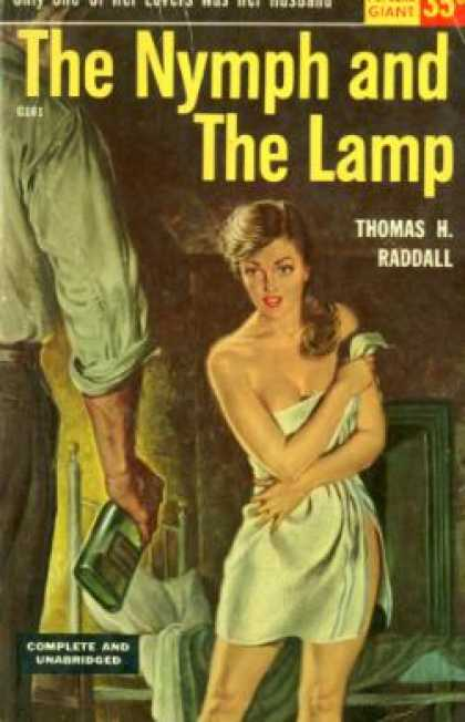 Popular Library - The Nymph and the Lamp,: A Novel