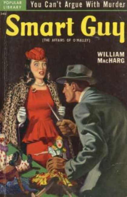 Popular Library - Smart Guy: The Affairs of O'malley - William Macharg