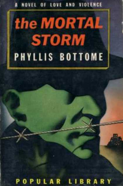 Popular Library - The Mortal Storm - Phyllis Bottome