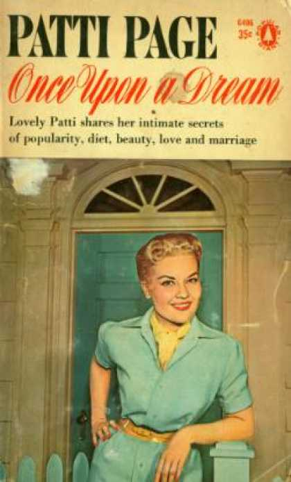 Popular Library - Once Upon a Dream: A Personal Chat With All Teenagers - Patti Page