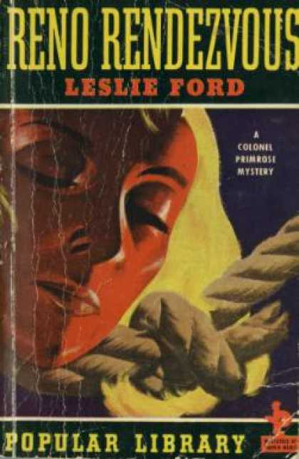 Popular Library - Reno Rendezvous - Leslie Ford