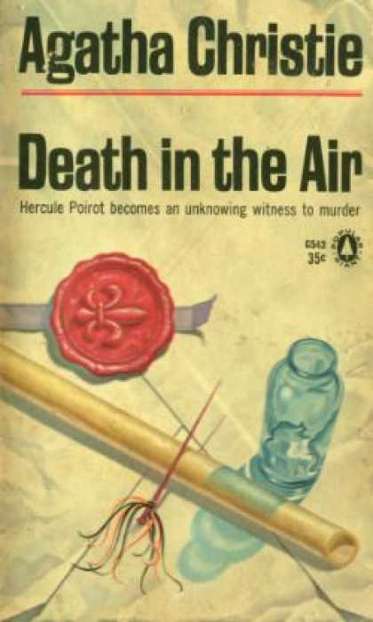 Popular Library - Death In the Air - Agatha Christie