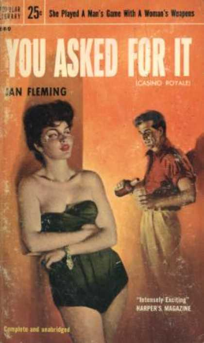 Popular Library - You Asked for It - Ian Fleming
