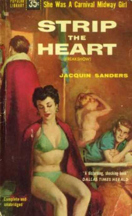 Popular Library - Strip the Heart - Jacquin Sanders