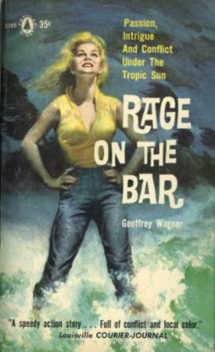 Popular Library - Rage On the Bar