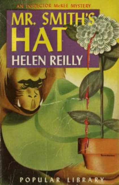Popular Library - Mr. Smith's Hat - Helen Reilly