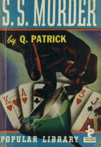 Popular Library - S. S. Murder - Q. Patrick