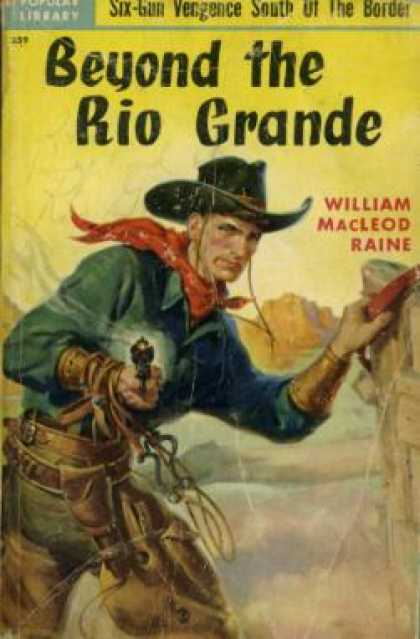 Popular Library - Beyond the Rio Grande