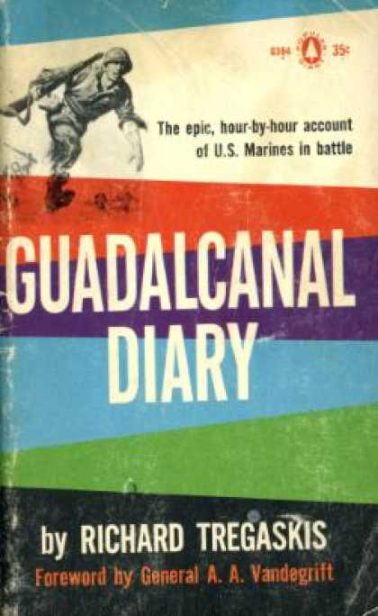 Popular Library - Guadalcanal Diary - Richard Tregaskis
