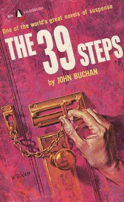 Popular Library - The 39 Steps