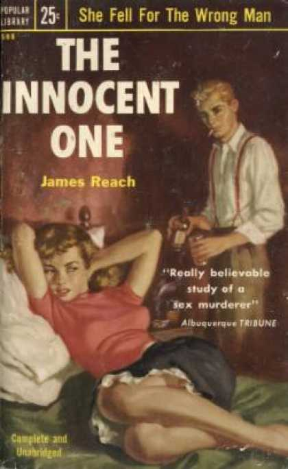 Popular Library - The Innocent One - James Reach