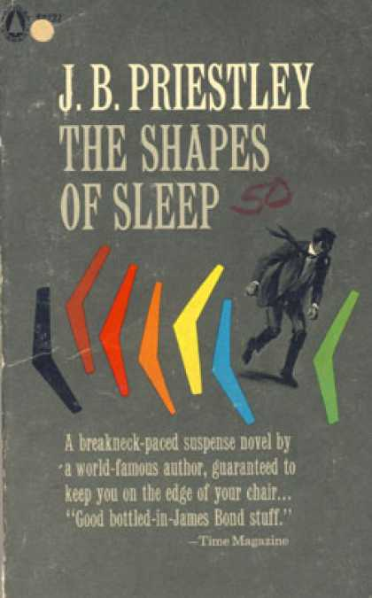 Popular Library - The Shapes of Sleep - J.B. Priestley