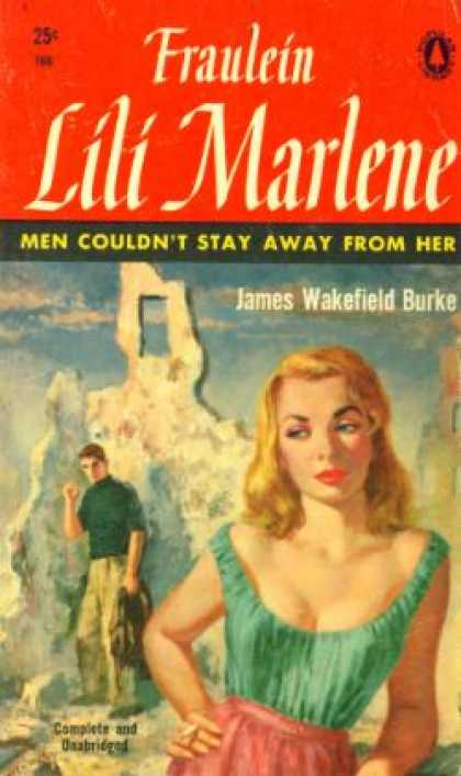 Popular Library - Fraulein Lili Marlene - James Wakefield Burke