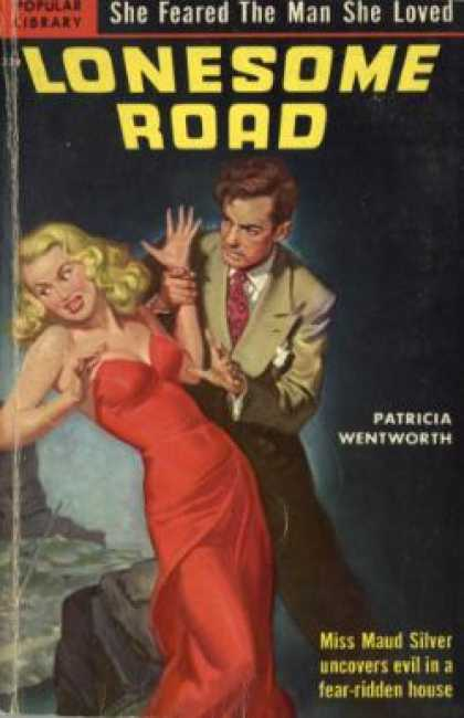 Popular Library - Lonesome Road - Patricia Wentworth