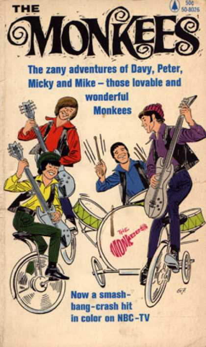 Popular Library - The Monkees