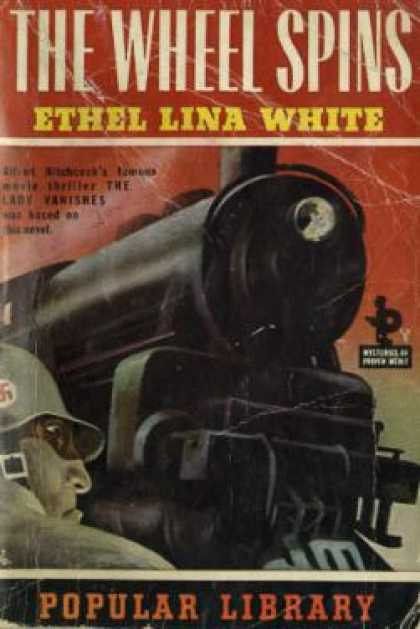 Popular Library - The Wheel Spins - Ethel Lina White