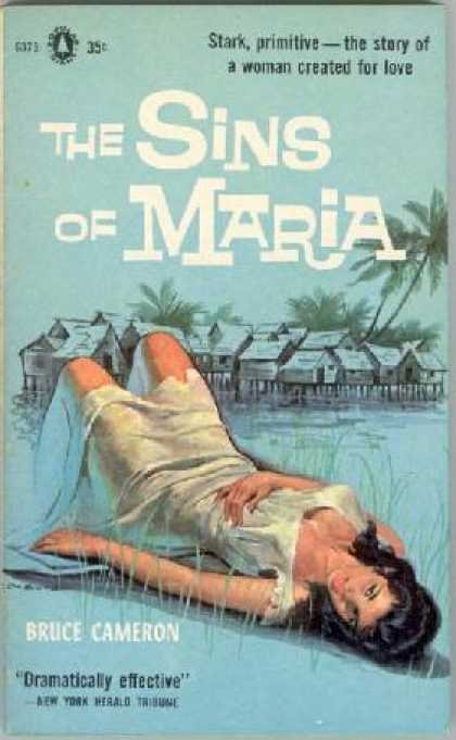 Popular Library - The Sins of Maria