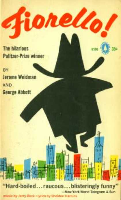 Popular Library - Fiorello - Jerome Weidman and George Abbot