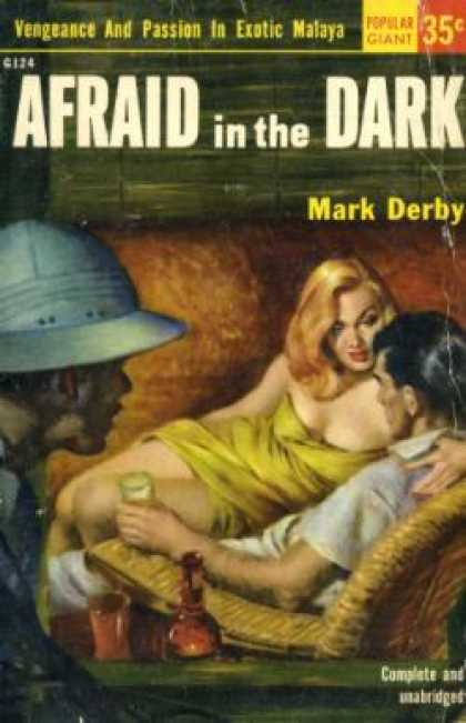 Popular Library - Afraid In the Dark - Mark Derby