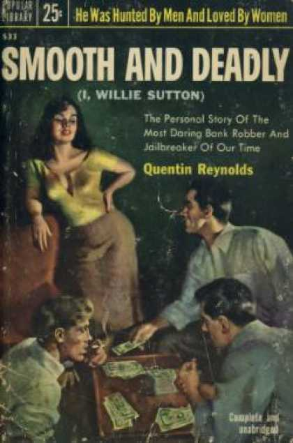 Popular Library - Smooth and Deadly - Quentin Reynolds