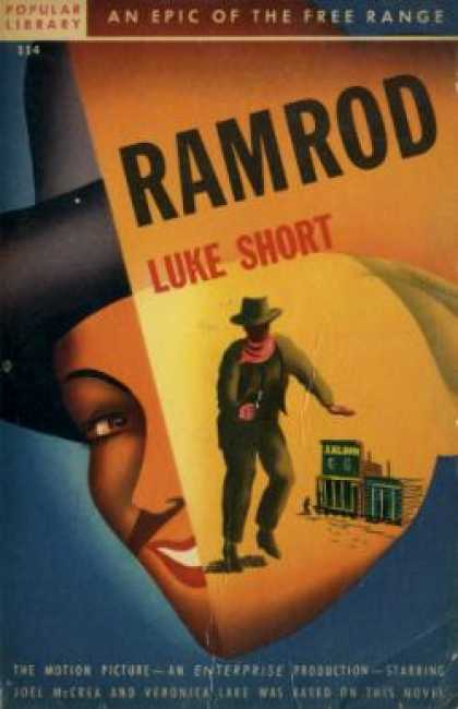 Popular Library - Ramrod - Luke Short