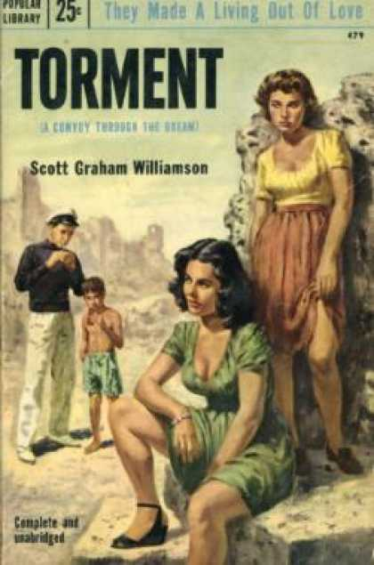 Popular Library - Torment - Scott Graham Williamson