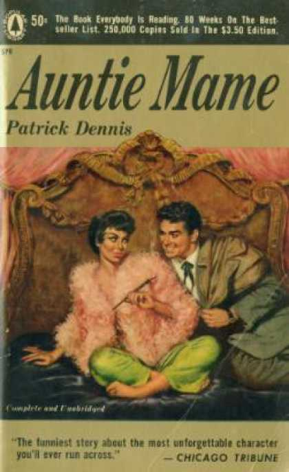 Popular Library - Auntie Mame - Patrick Dennis